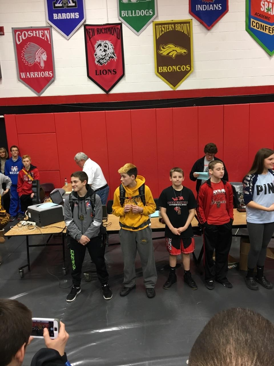 7th grade wrestler Ace Atwood