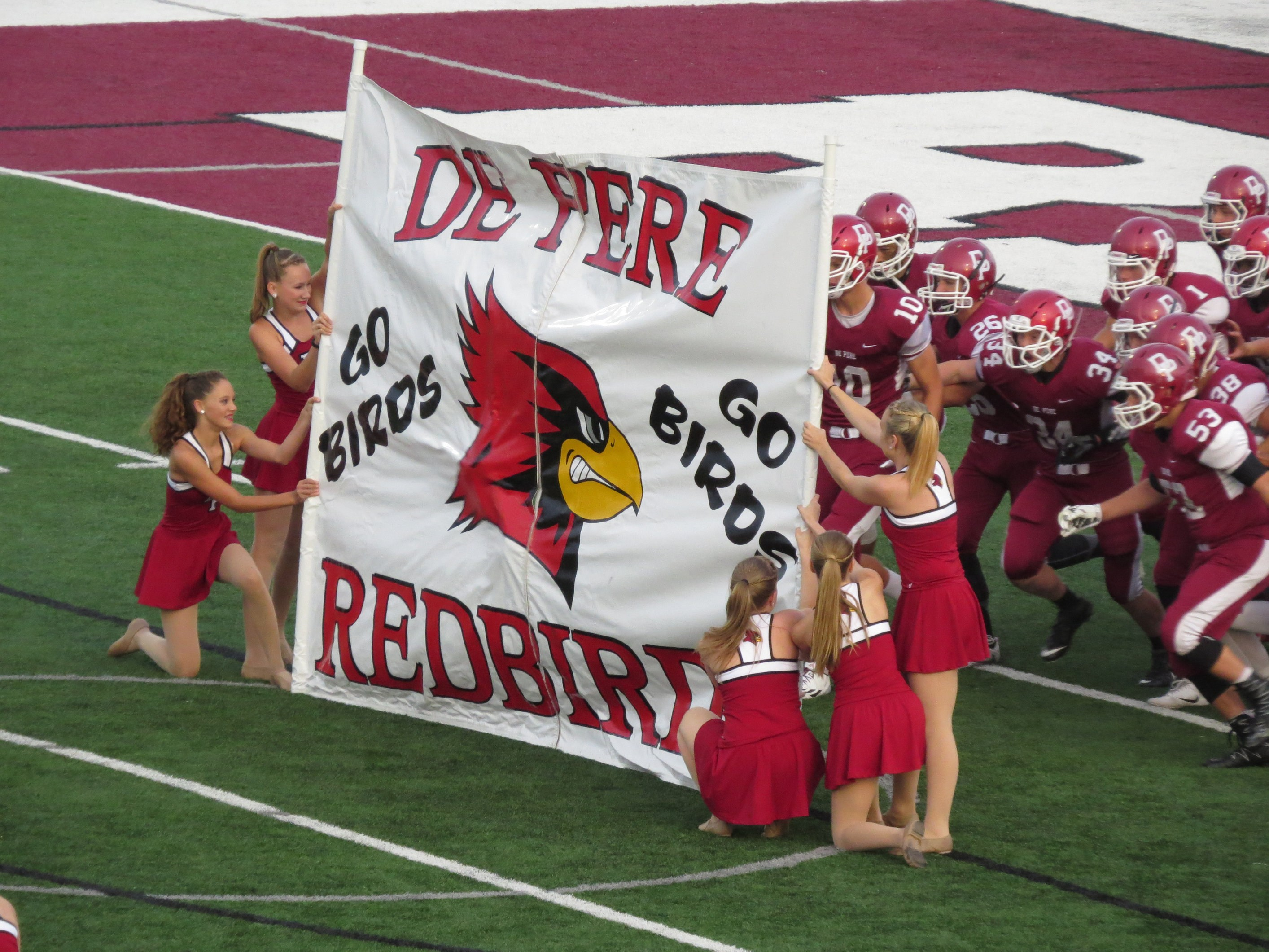 Go De Pere Redbirds Photo