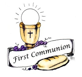First Holy Communion! Thumbnail Image