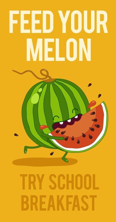 Feed your melon