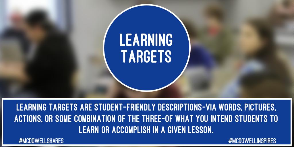 Learning Targets Logo