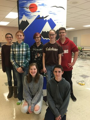 TKHS sends two Odyssey of the Mind teams to the state finals.