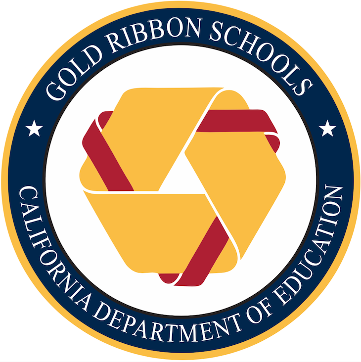 Gold Ribbon Schools Award logo