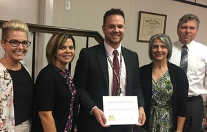 Elton Elementary receives award for PreK top state honors