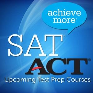 SAT/ACT Prep Courses