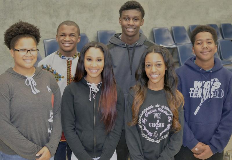 Advancing Choir Students