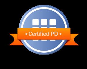 SymbalooEDU Certified PD