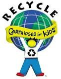 Recycle Cartriges for Kids emblem