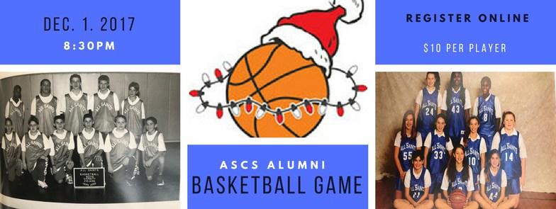 ASCS Alumni Basketball Game Thumbnail Image