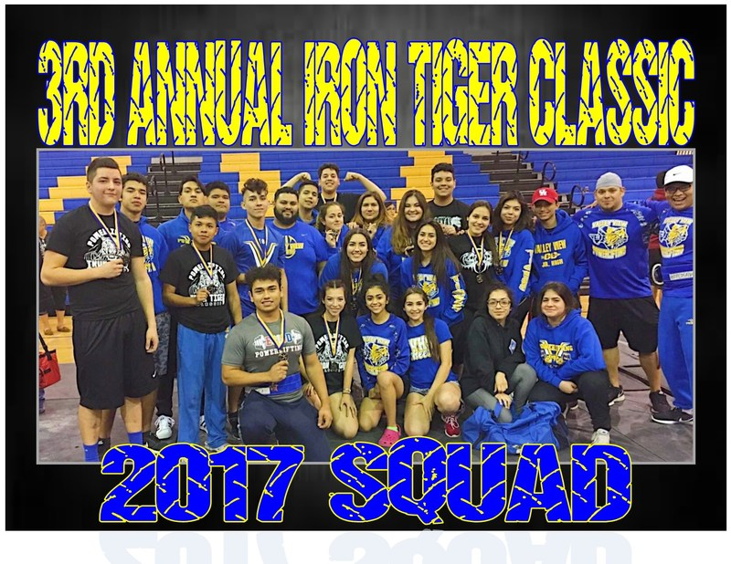 ECC hosts 3rd Annual Iron Tiger Classic Thumbnail Image