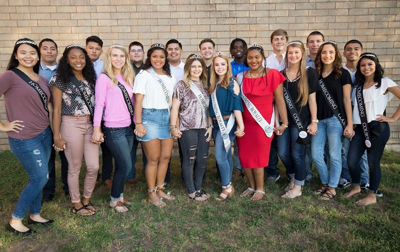 Congratulations to the 2017 NHS Homecoming Court & Nominees! Featured Photo