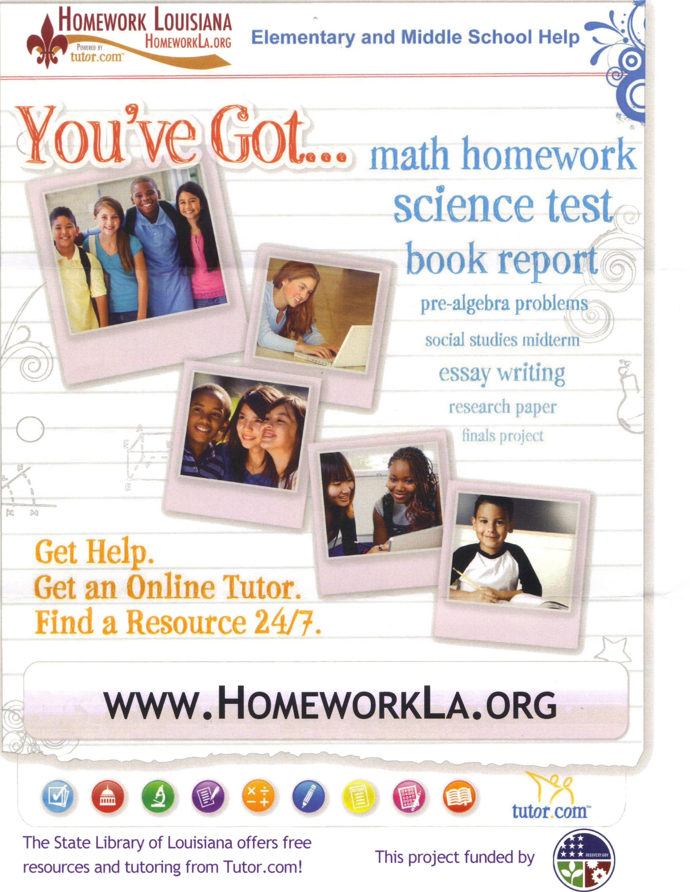 homework la
