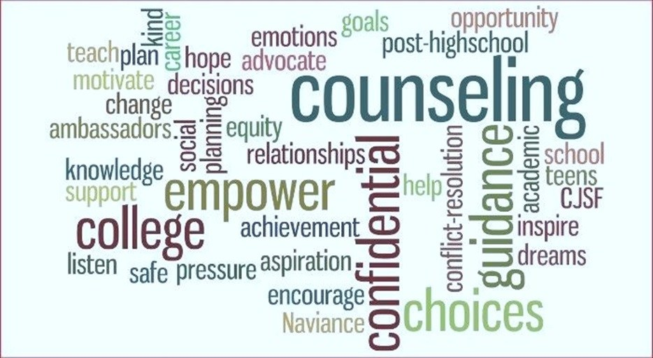words describing counselors