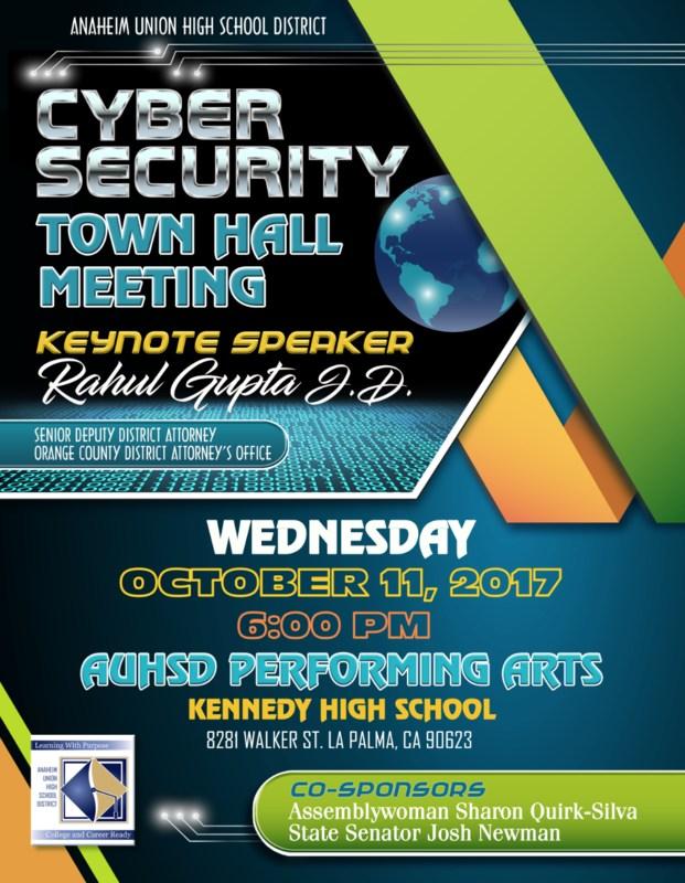 Cybersecurity Meeting