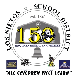 Image result for los nietos school district official logo