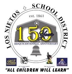 Image result for los nietos school district official logo