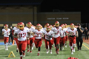 Hemet High Football at Beaumont_100617