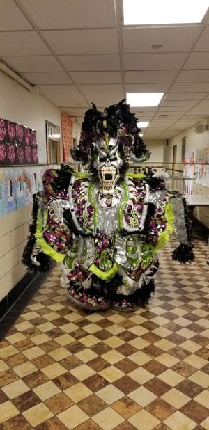 carnival mascot