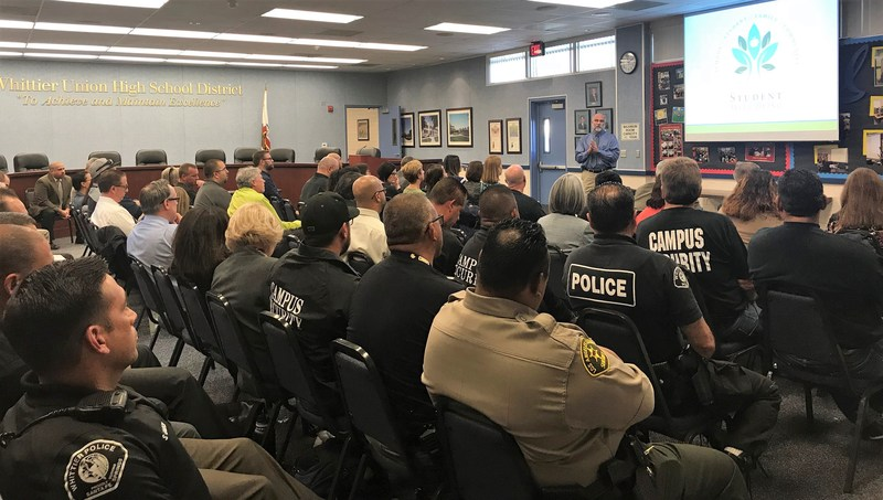 WUHSD Hosts Campus Safety Review Meeting Featured Photo