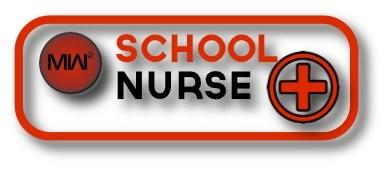 School Nurse Logo