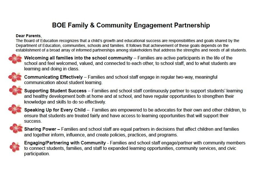 Family and Community Engagement Partnership