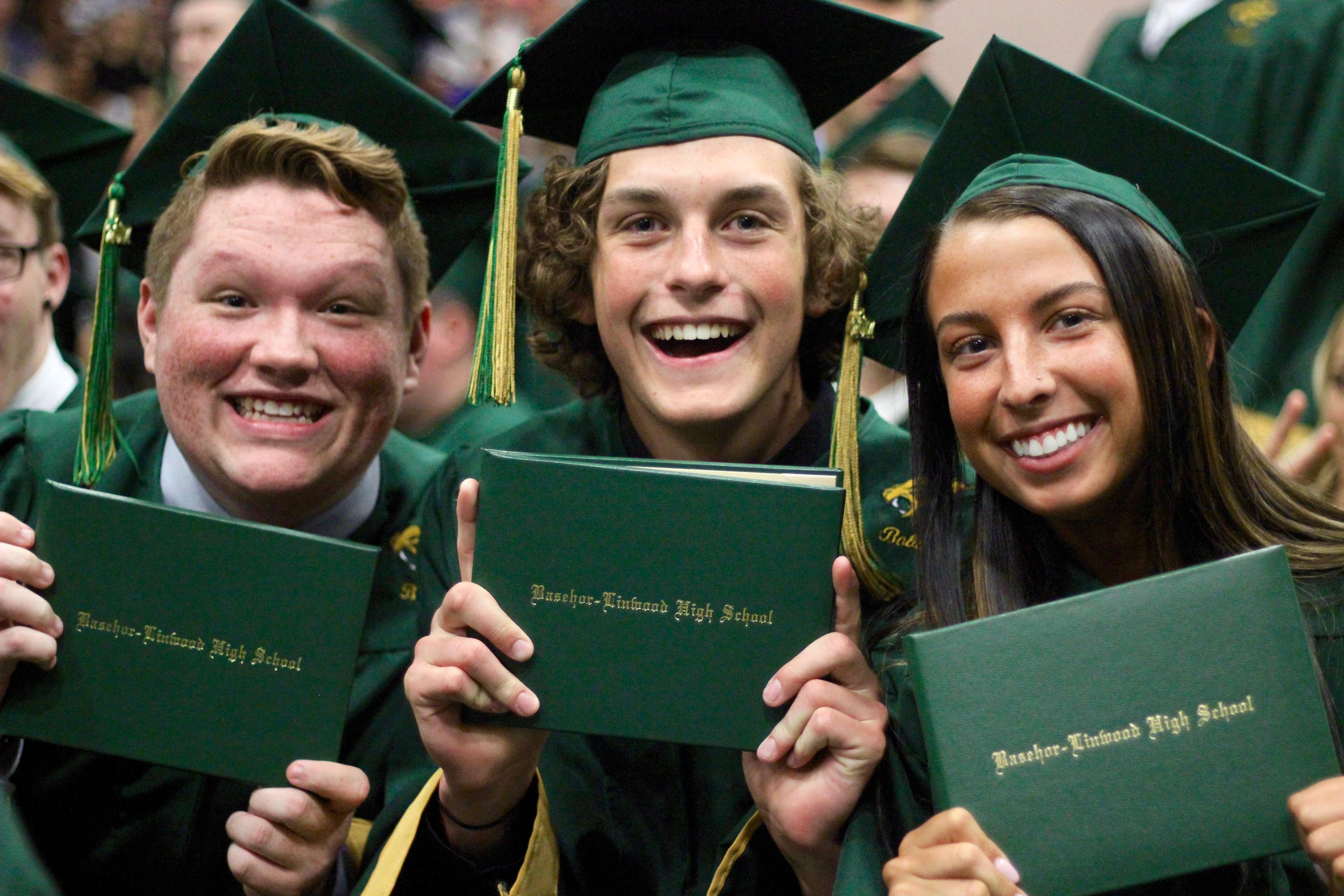 BLHS 2017 Graduates