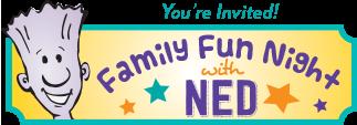 NED Family Fun Night Thumbnail Image