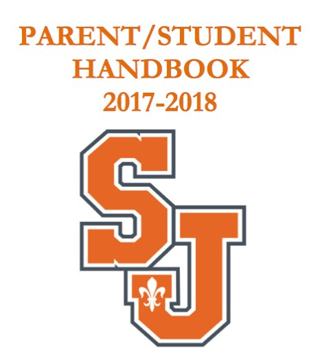 2017-2018 Parent-Student Handbook is Available Thumbnail Image