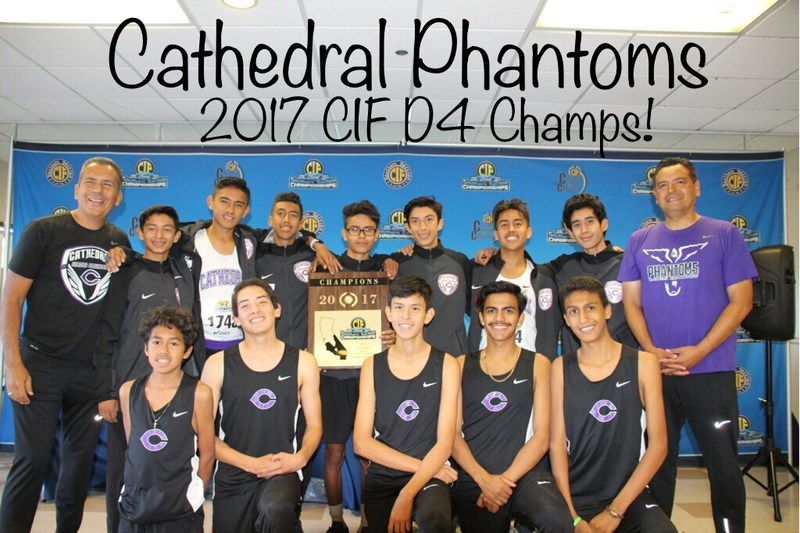 Cross Country - CIF-SS Division 4 Champions! Thumbnail Image