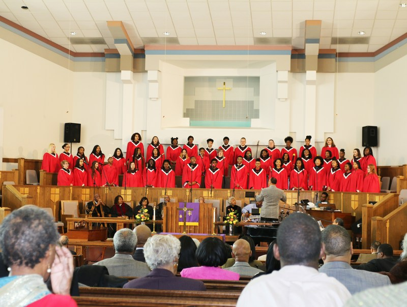 Mt. Healthy Choir Performed for Black History Celebration Featured Photo