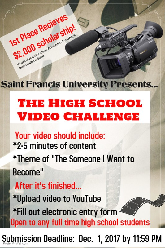 St Francis Video Challenge