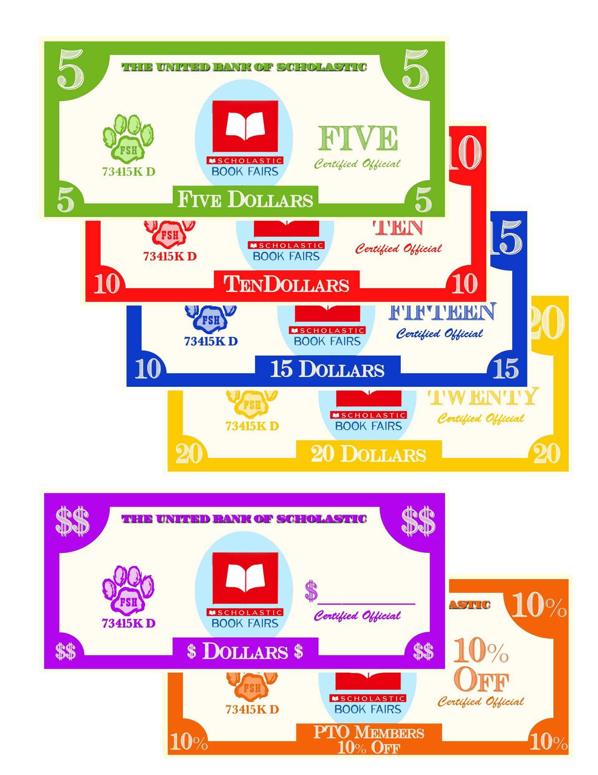 Scholastic Dollars