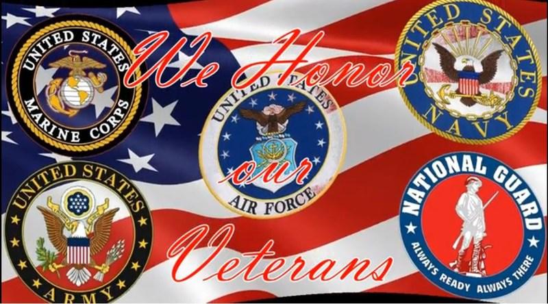Veterans Day Appreciation at ECC Thumbnail Image