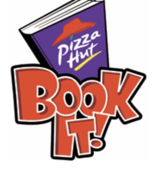 Pizza Hut Book It!