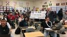 Surprise! 29 Eyewitness News gives West High teacher $1,000.00