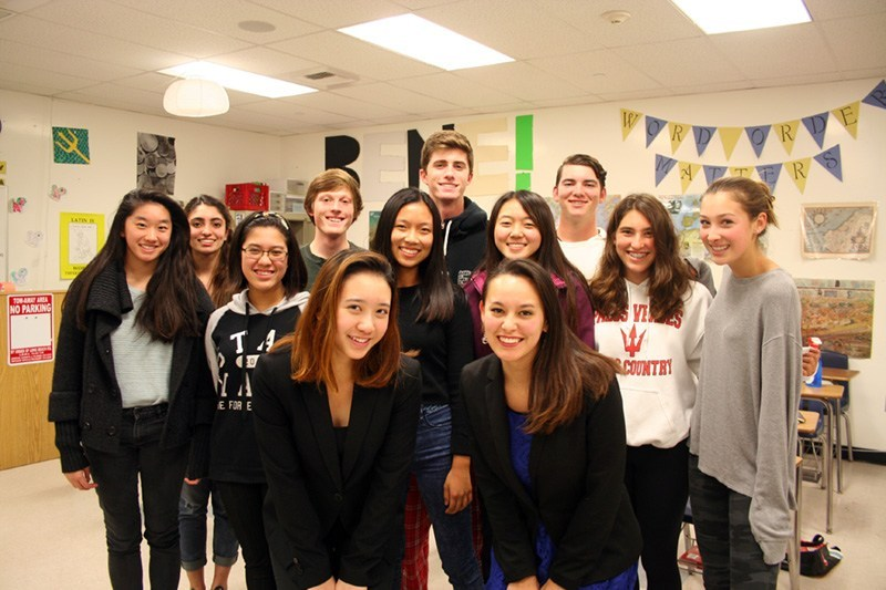 PVHS student competition teams