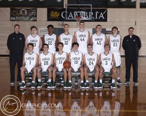 2017-18 JV Boys Basketball