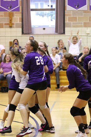 Girl's JV and Varsity Volleyball Vie of Diocesan Titles!