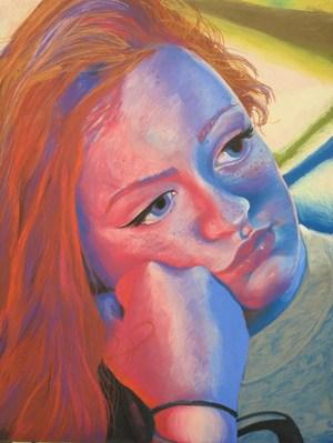 Bridget Clouse Self-portrait.JPG
