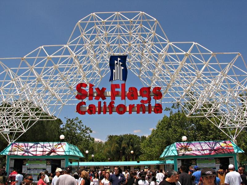 Read for a free ticket to Magic Mountain