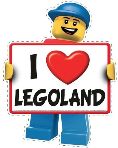 Lego figurine