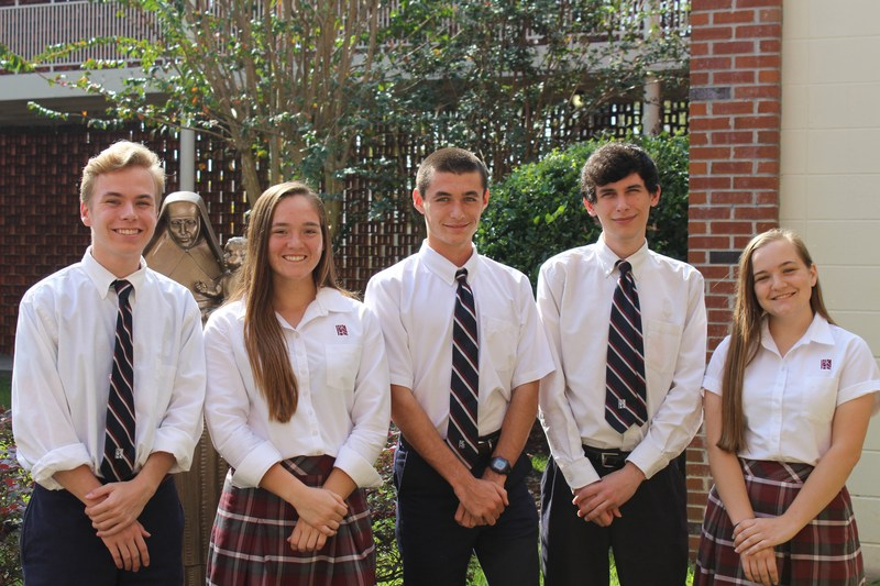 High Scorers in National Merit Competition Thumbnail Image