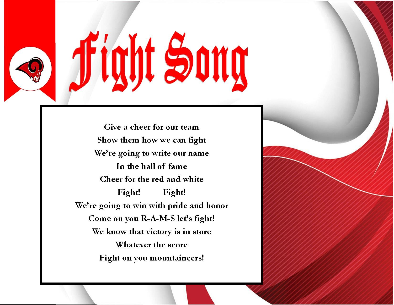 MWISD Fight Song