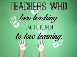 Teacher's passion