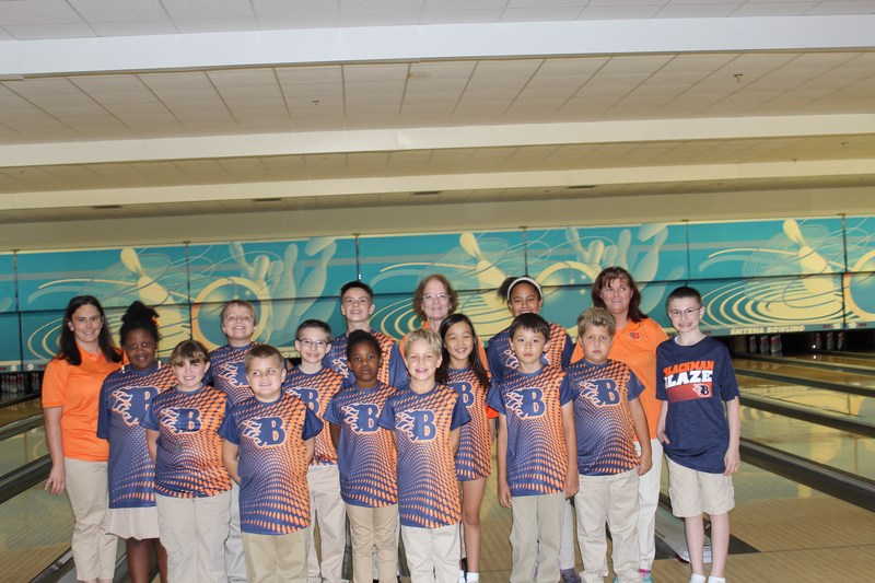 Blackman Elementary School claims bowling championship Thumbnail Image