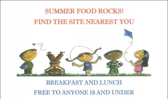 Summer Food Rocks! Thumbnail Image