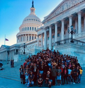 Students Tour Washington, D.C.