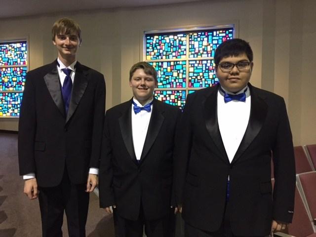 Honor Choir Men