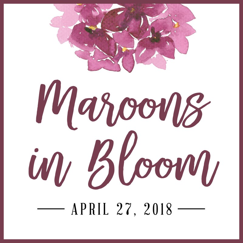 Maroons In Bloom Fundraiser logo