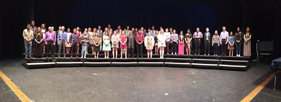Seniors Honors Reception